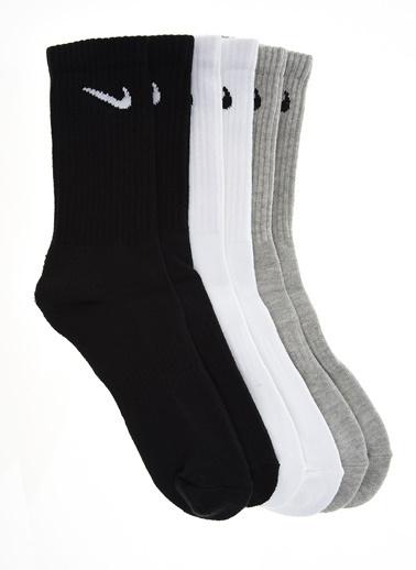 Nike Spor Çorap Renkli